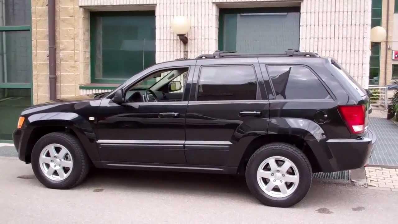 Black Jeep Laredo 2008
