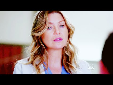 Emotional Moments From Grey's Anatomy