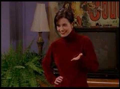"Joey Francis Tribbiani: ""Oh mommy, oh daddy (...)"""