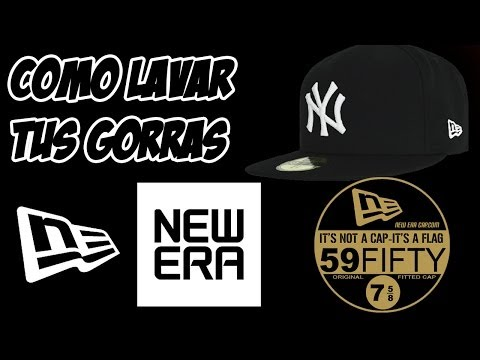 Tutorial | Como Lavar Tus Gorras New Era 59Fifty Fitted