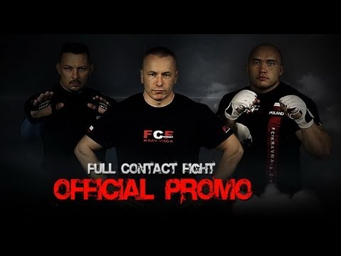 Full Contact Fight Krav Maga Official Promo