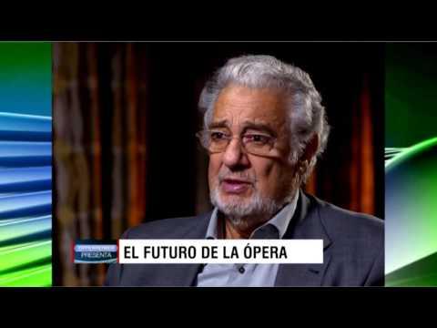 """Entrevista con Plácido Domingo"" Oppenheimer Presenta # 1605"
