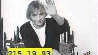 К. Кинчев в программе
