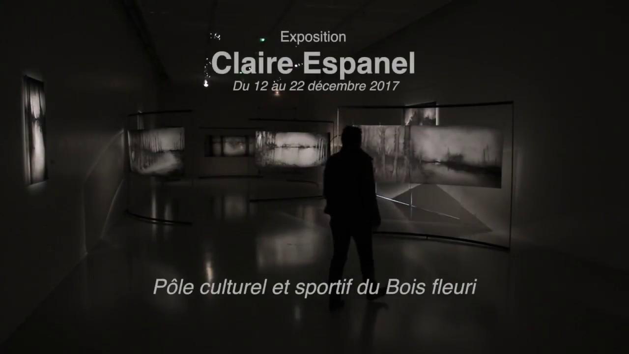 Exposition Claire Espanel