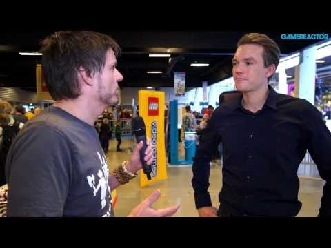 Lego World 2014 - Interview (The Lego Movie Videogame & Chima Online)