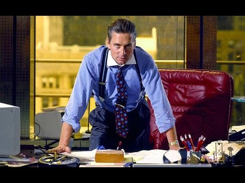 Inspiration for Gordon Gekko Character Shocks CNBC Hosts