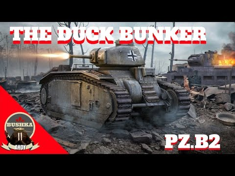 The Pz B2 Duck Bunker Deluxe Edition