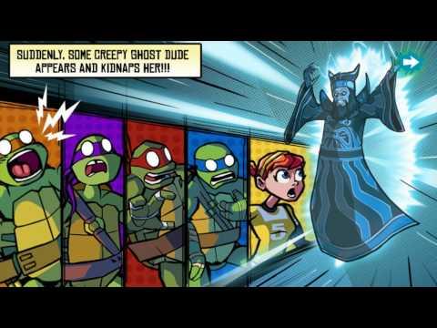 Teenage Mutant Ninja Turtles: Shadow Heroes 1080p