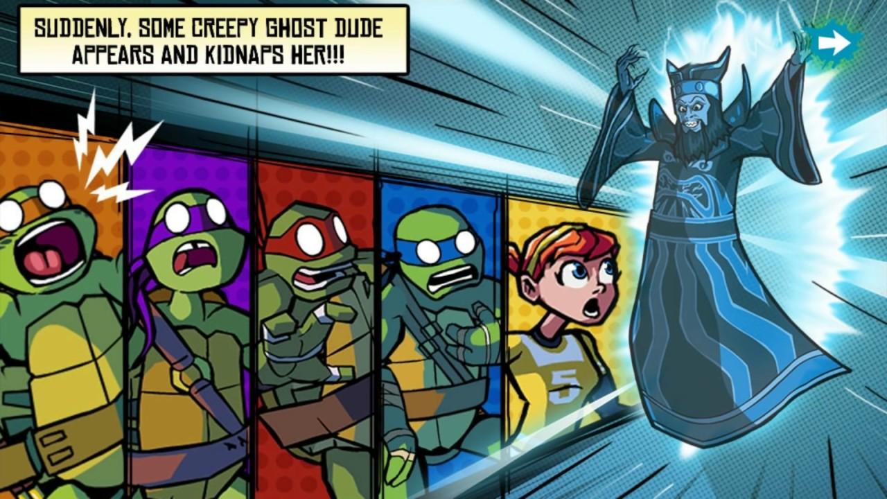 Teenage Mutant Ninja Turtles Shadow Heroes 1080p