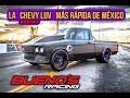 Chevy Luv   Buenos Racing  Fuimos A Probar Una De Las Camionetas De Arrancones Más Rápidas De México