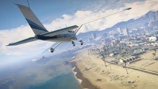 GTA V: Impariamo a volare #3