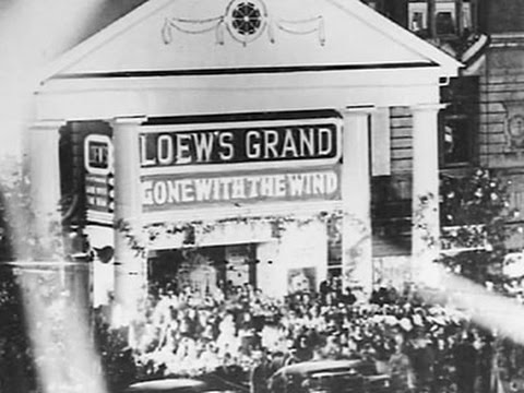 'Gone With the Wind' Premiere's Racial Tensions