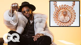 Download 2 Chainz Shows Off His Insane Jewelry Collection   GQ Mp3 and Videos