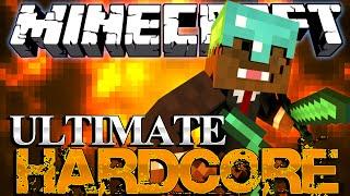 Minecraft UHC: Season 1 Ultra Hardcore Mod #1 | JeromeASF