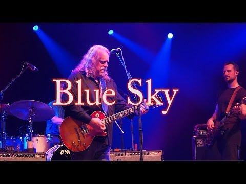 Warren Haynes - Blue Sky - The Allman Brothers Band (Tollwood, Munich, July 15, 2016)