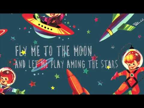 Fly Me to the Moon - Frank Sinatra Ukulele cover + Lyric