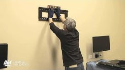 How To Wall Mount a TV (LED & LCD) - Abt Electronics