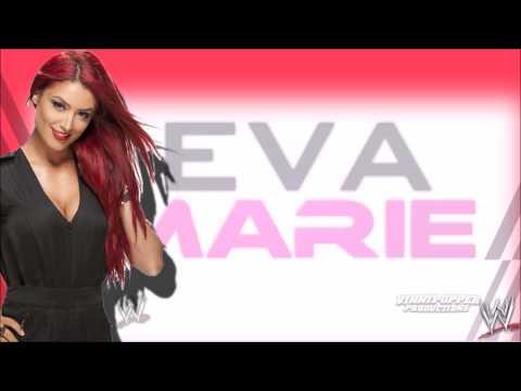 WWE:Eva Marie 1st Theme Song