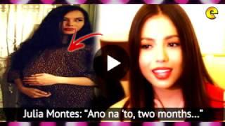 Julia Montes Two Months Pregnant?