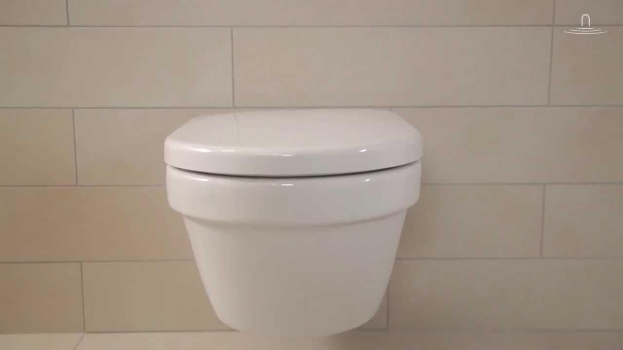 Wc Poser Villeroy Et Boch Stunning Top Wc Boralux With