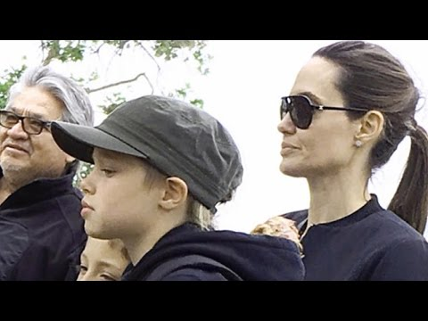 EXCLUSIVE: How Brad Pitt Got Help and What Angelina Jolie Is Doing to Bring the Kids Closer to Him