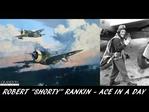 "Video from the Past [36] - Robert ""Shorty"" Rankin - Ace in a Day"