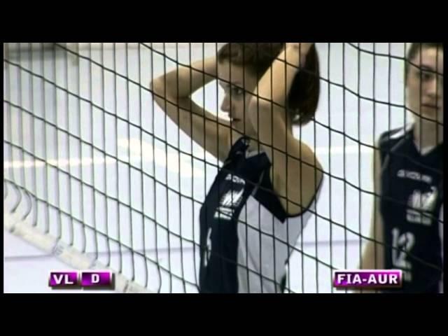 Fiano Romano vs Aurelio - 2° Set