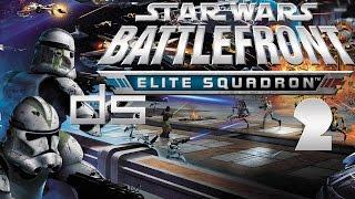 Star Wars Battlefront: Elite Squadron #2- Coruscant [DS Walkthrough]