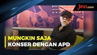 KPU Izinkan Konser Saat Pilkada, Iwan Fals Bilang Begini - JPNN.com