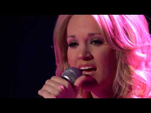 I'll Stand by You ♬ Carrie Underwood