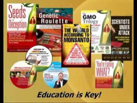 Documented Health Risks of GMOs - Jeffrey Smith