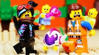Lego Movie 2 Valentine's Day Baby Fail Animation For Kids