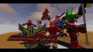 Roblox Kamen Rider Kuuga apertura [Reupload]