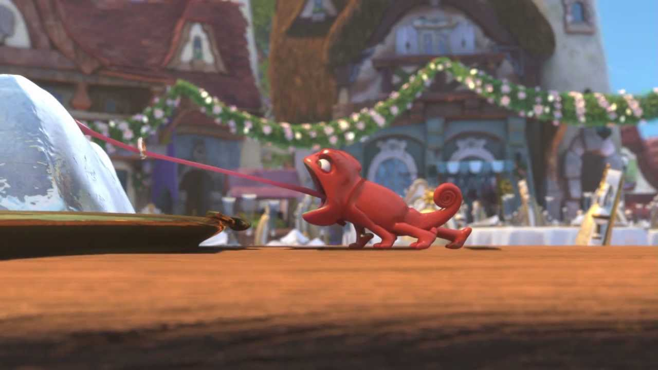 Download TANGLED EVER AFTER Clip - 'The Pursuit'