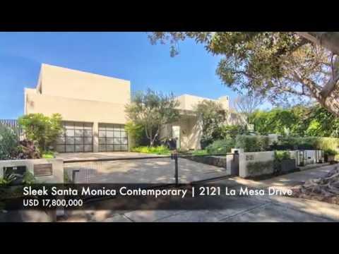 Sleek Santa Monica Contemporary   2121 La Mesa