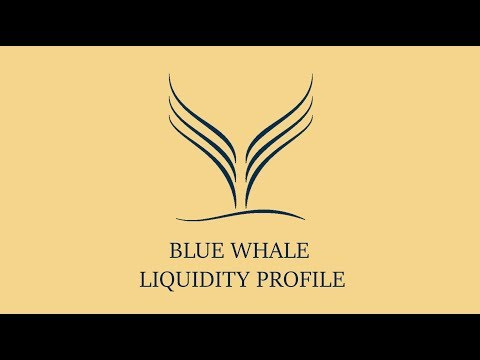 Blue Whale Liquidity Profile