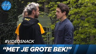 Brandon snoert Jessie de mond | UTOPIA