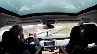 Land Rover Expirience (Гатчина)