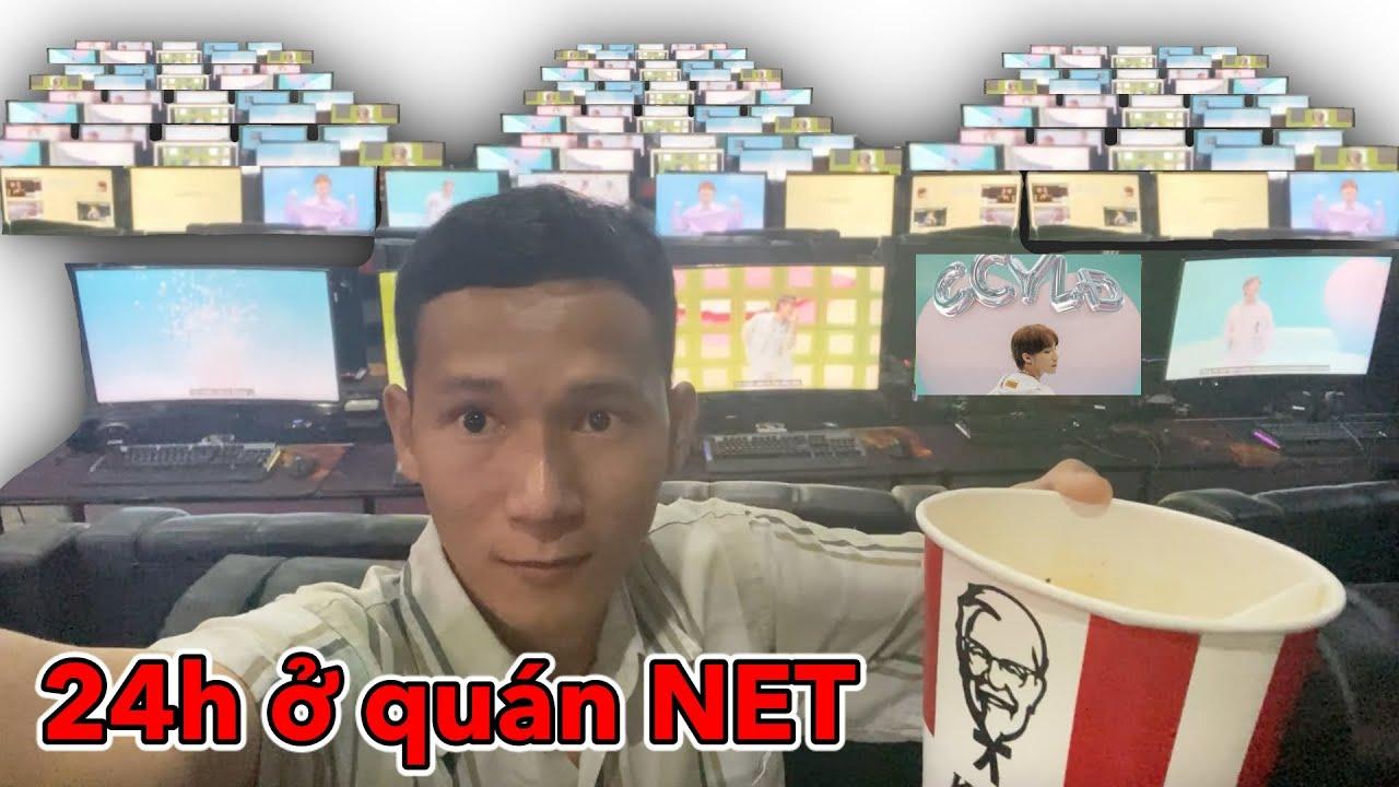 Tui Đã Ở Trong Quán NET 24h Để Cày View Cho MV của SƠN TÙNG M-TP | CÓ CHẮC YÊU LÀ ĐÂY | Bao Quán NET