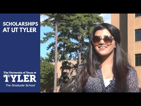 Scholarships at UT Tyler (2019)