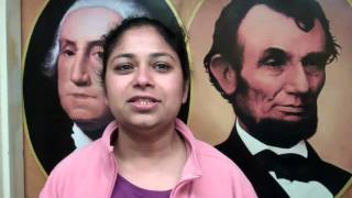 Bhavna talks about her Oath Ceremony at the Campbell Heritage Theater