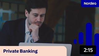Nordea Private Banking - valg