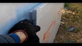 видео Чем закрыть столбчатый фундамент снаружи: рекомендации