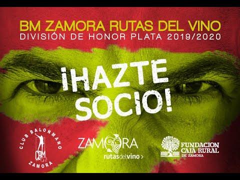 Emisión En Directo Balonmano Zamora (BM ZAMORA RUTAS DEL VINO)