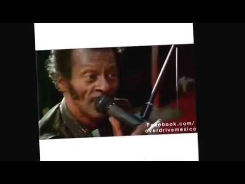Chuck Berry jams Keith Richards! ❤️