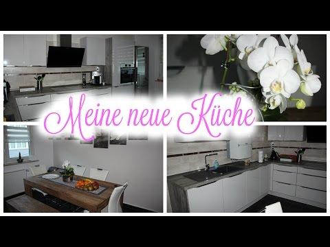 MEINE NEUE KÜCHE | TRAUMKÜCHE | KITCHEN ROOM TOUR | Lilibeth