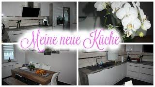 MEINE NEUE KÜCHE   TRAUMKÜCHE   KITCHEN ROOM TOUR   Lilibeth
