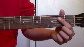 Cours de Guitare : Redemption Song (Bob Marley)