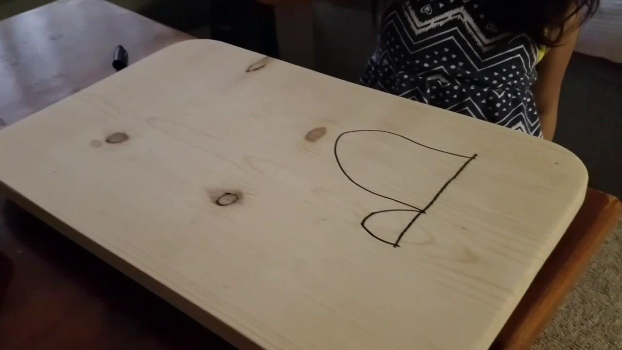 Diy Rv Chopping Board Sink Cover Youtube