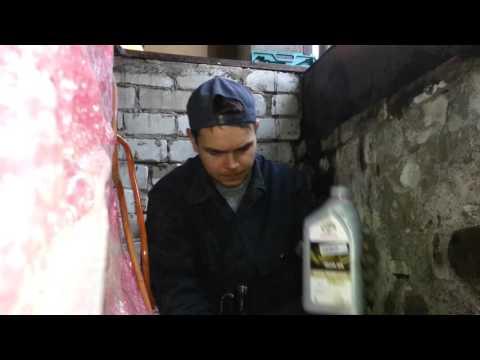 Замена масла в ММТ Роботизированная. . Toyota corolla 150
